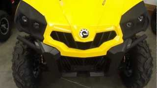 11. 2012 CAN AM COMMANDER 800 |  FOR SALE IN MICHIGAN BY DEALER