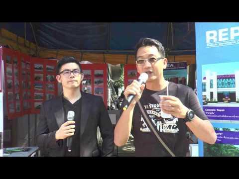 Entaneer Fair 2017 ครั้งที่ 1 (ช่วงแนะนำบูธธุรกิจศิษย์เก่า และพิธีปิด)