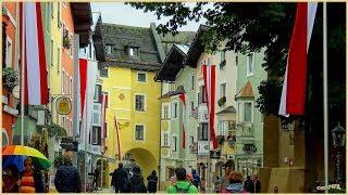 Kitzbuhel Austria  City pictures : AUSTRIA - TIROL,Kitzbühel: Kult- u. Kulturstadt a.d.11.JH; Schiezentrum