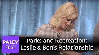 Parks and Recreation - Leslie and Ben's Relationship