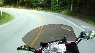 7. Deal's Gap On 2007 FJR 1300A