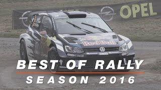 Video Best of Rally 2016 | Crashes, Mistakes, Maximum Attack & Onboard Action MP3, 3GP, MP4, WEBM, AVI, FLV Juni 2017