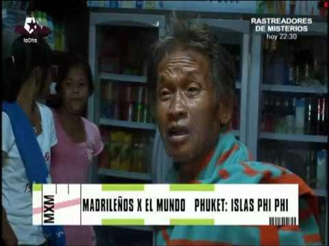Madrileños por el Mundo – Phuket