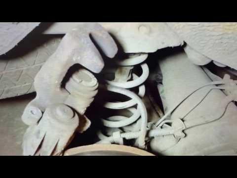 Замена задних тормозных колодок на рено гранд сценик 2 фотка
