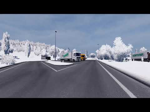 Winter Add-on for Realistic Graphics Mod v0.9.3