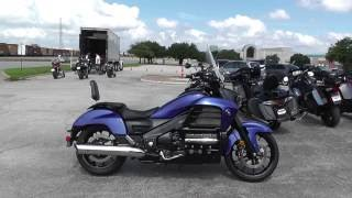 3. 000569  - 2014 Honda Gold Wing Valkyrie  GL1800C - Used motorcycles for sale