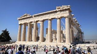 The Acropolis - Athens, Greece