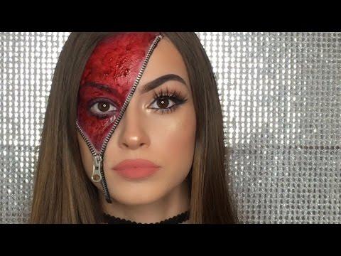 Half Zipper Face |Alejandraxoxx