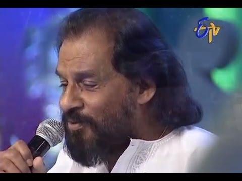 KJ Yesudas - Song : jiyangari Inti Sogasaa Movie : Aparichitudu Singer in Swarabhishekam : K.J Yesudas, Kalpana Watch Full Episode : https://www.youtube.com/watch?v=zwenX...