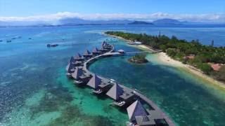 Ilot Maître, Noumea, New Caledonia. A new dream travel destination Booking : +687 260512. www.glphotels.com.