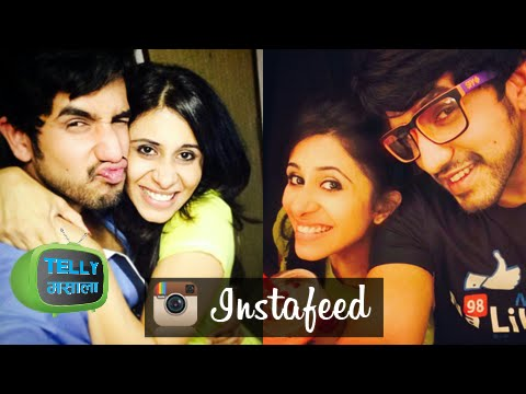 Suyyash & Kishwer's Cute Instagram Pictures | Inst