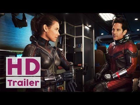 ANT-MAN AND THE WASP 🐜🐝   Trailer Deutsch [HD] 🎬  FILME