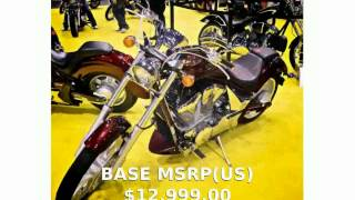 4. 2010 Honda Fury Base  Info Engine - Motorcycle Specs