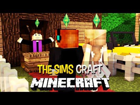 craft - Mais The Sims Craft Aqui:http://bit.ly/1rNPtCS Animação The Sims Craft - http://youtu.be/y1SBzsroGK4 ✖Twitter: https://twitter.com/AuthenticGames ✖Facebook: ...