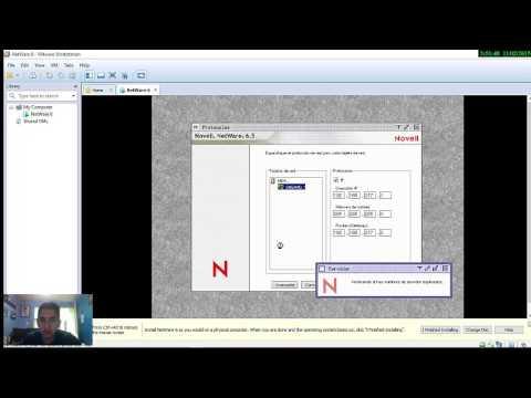 Novell Netware Virtualizacion