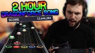 Video 2 HOUR DRAGONFORCE SONG on Expert w/ Eye Tracker - Clone Hero (12+ MILLION POINTS) MP3, 3GP, MP4, WEBM, AVI, FLV Juni 2018