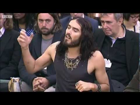 Russell Brand Speaks to UK Parliament Government- Drug Addiction is an Illness & Health + Abstinence
