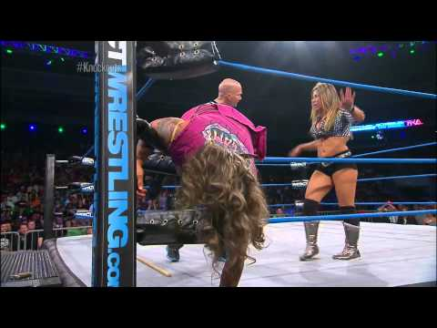Knockouts Match: ODB vs. Gail Kim vs. Mickie James