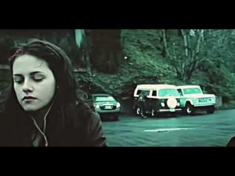 Twilight crash scene