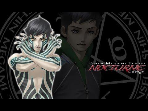 Shin Megami Tensei - Nocturne History (Rus)