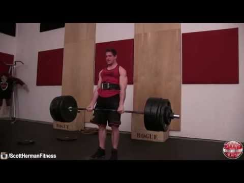 10 Sets Of Deadlifts! 225lbs – 495lbs (Build Strength / Increase Your MAX!)