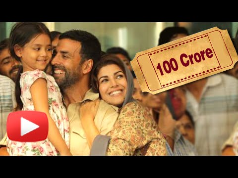 Airlift Crosses 100 Crore | Akshay Kumar, Nimrat K
