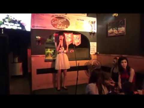 (BK-G): SaiGon Idol, cafe Đất Sài Gòn - Mỹ Linh 45