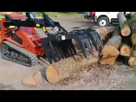 Dingo Brush Grapple