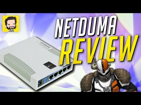 Does It Really Dominate Lag?  NETDUMA R1 Router Review | BLESSIOUS