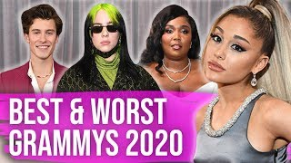Best & Worst Dressed at the Grammy's 2020 (Dirty Laundry) by Clevver Style
