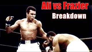 Video The Fight of the Century Explained - Ali vs Frazier Breakdown MP3, 3GP, MP4, WEBM, AVI, FLV Desember 2018