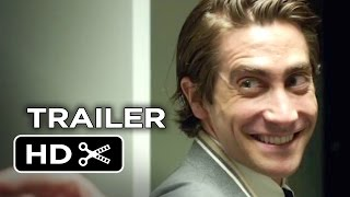 Nightcrawler Teaser Trailer #1 (2014) - Jake Gyllenhaal Movie HD - YouTube