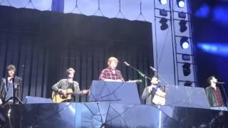 Video All I Want - Ed Sheeran & Kodaline - Croke Park 24/07/2015 MP3, 3GP, MP4, WEBM, AVI, FLV Januari 2018