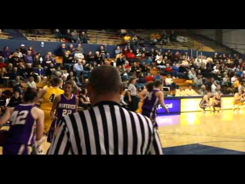 11/27/2010 - Blugold Women's Basketball - Won vs. Mankato 66-54