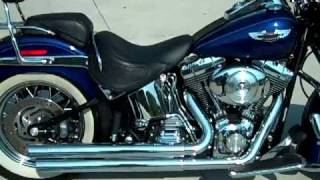 9. 2006 HARLEY-DAVIDSON FLSTN SOFTAIL DELUXE FOR SALE USED TAMPA Baldwin park