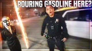 Video Sketchy Guy Tries to Scam Ice Poseidon at Gas Station | COPS Show Up MP3, 3GP, MP4, WEBM, AVI, FLV Maret 2019