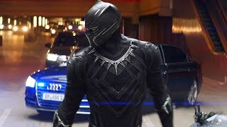 Nonton Black Panther Chase Scene   Captain America  Civil War  2016  Movie Clip Hd Film Subtitle Indonesia Streaming Movie Download