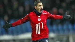 Eden Hazards Tore beim OSC Lille