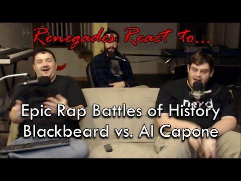 Renegades React to... Epic Rap Battles of History: Blackbeard vs. Al Capone