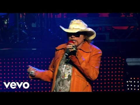Guns N' Roses – Sweet Child O' Mine (Live)