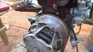 5. indy 500 F/C Polaris Engine Electric start Complete Running Nice