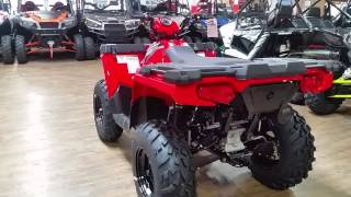 8. 2017 POLARIS SPORTSMAN 570 EPS