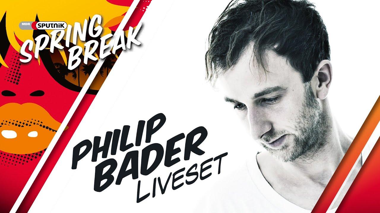 Philip Bader - Live @ Sputnik Spring Break Festival 2016