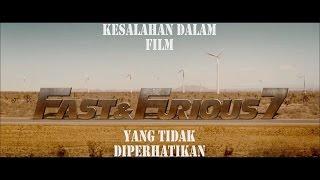 Nonton Kesalahan Dalam Film Fast & Furious 7 2015 Yang Tidak Diperhatikan #11 Film Subtitle Indonesia Streaming Movie Download