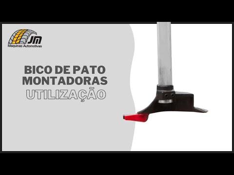 Montadoras - Utilização do Bico de Pato