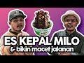 Kocak Cara Bikin Es Kepal Milo Ala Majelis Lucu Indonesia