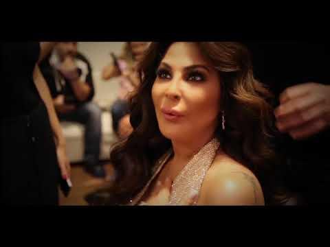 """إليسا تنشر كواليس حفلها في """"أعياد بيروت"""""""