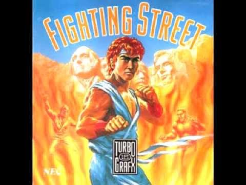 Fighting Street Wii