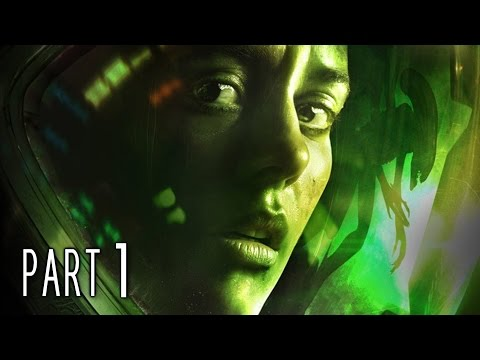 theradbrad - Alien Isolation Walkthrough Gameplay Part 1 includes Mission 1: Closing the Book and a Review of the Story for PS4, Xbox One, PS3, Xbox 360 and PC in 1080p H...