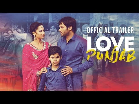 Love Punjab | Official Trailer | Amrinder Gill | Releasing on 11th March 2016